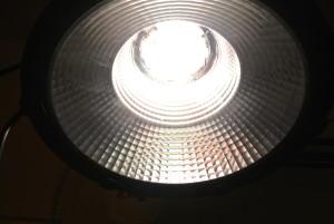 Spectrum King LED 90 degree reflector under shot